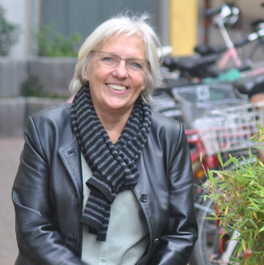 Ute Richter, Flüchtlingsrat Krefeld