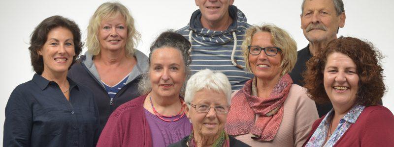 Team Cafe Sarah Flüchtlingsrat Krefeld