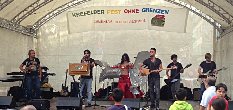 Krefelder Fest ohne Grenzen