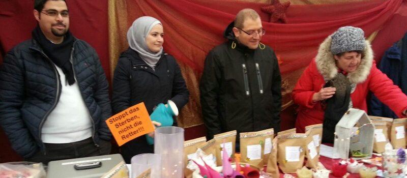 Besonderer Weihnachtsmarkt Krefeld