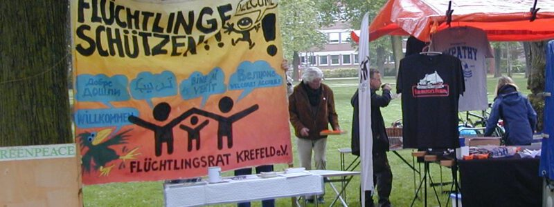 25 Jahre Fluechtlingsrat Krefeld
